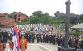 Братунац: Обиљежена 21 година од српског страдања у средњем Подрињу