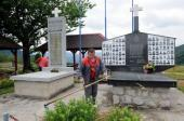 Залазје: Споменици српским жртвама у Другом светском и последњем рату